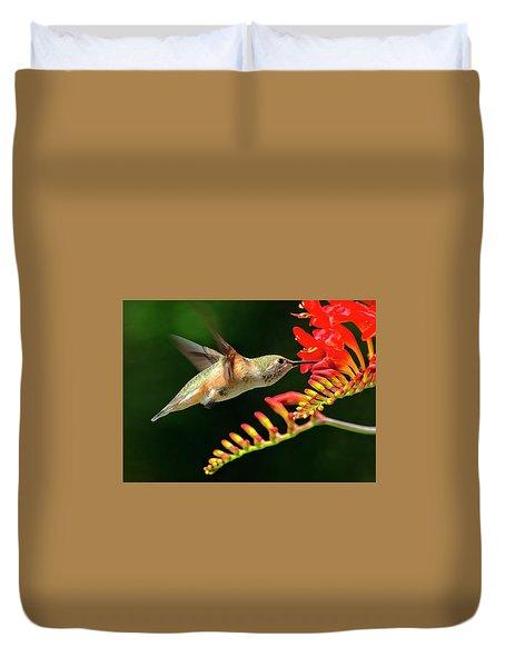 Nectar Time Duvet Cover
