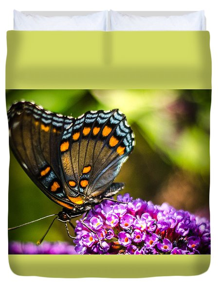Butterfly Beauty  Duvet Cover