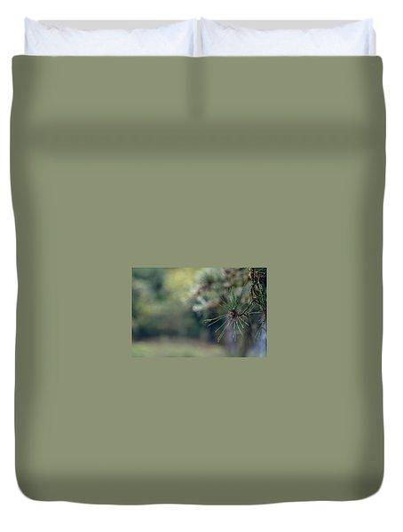 The Needles Duvet Cover