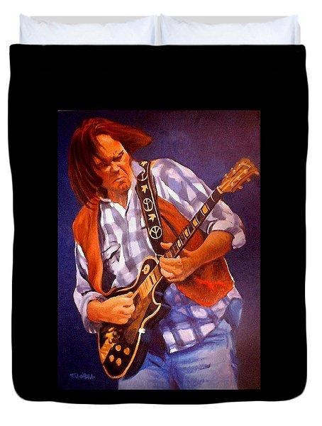 Neil Duvet Cover
