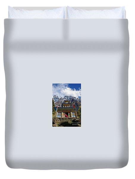 Nepal_d1062 Duvet Cover