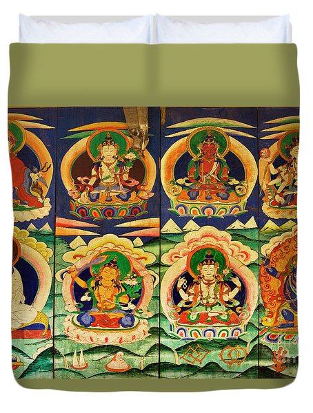 Nepal_d1145 Duvet Cover