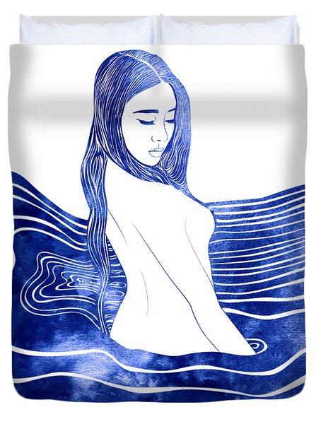 Nereid Xii Duvet Cover