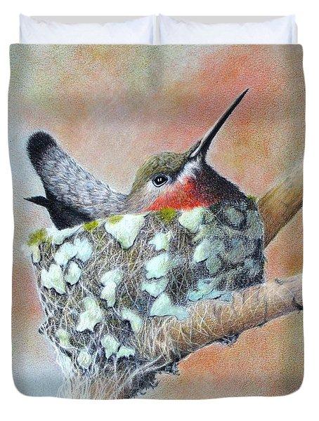 Nesting Anna Duvet Cover