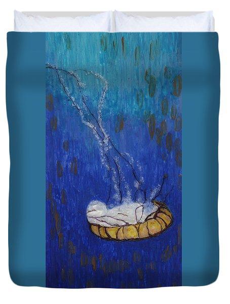 Nettle Jellyfish Duvet Cover