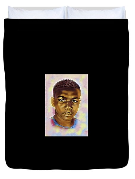 Never Forget Trayvon Duvet Cover