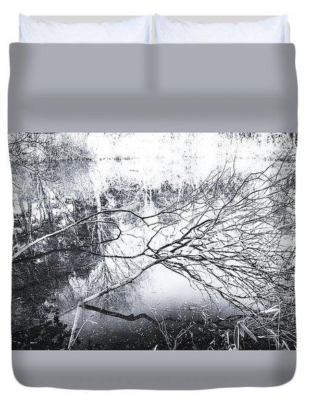 New Day Duvet Cover by Hayato Matsumoto
