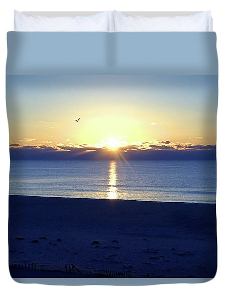 New Day I I Duvet Cover by Newwwman