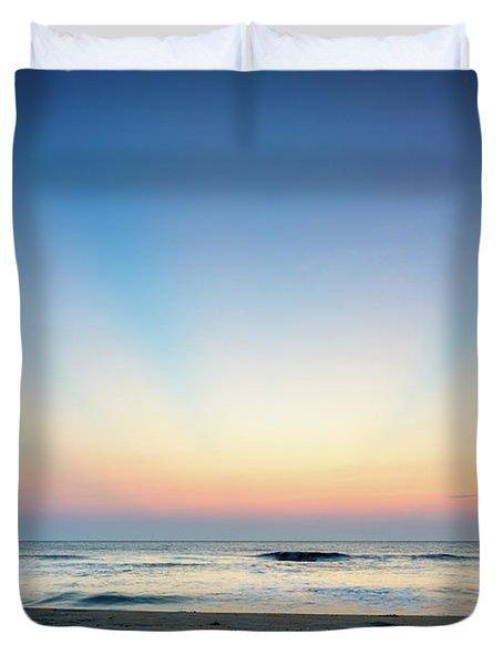 New Horizon Duvet Cover