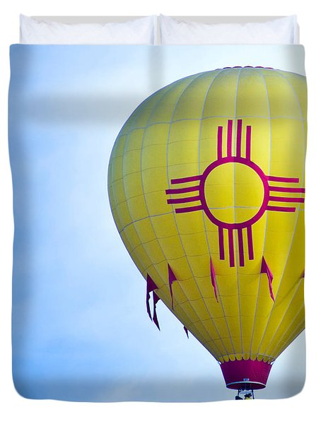 New Mexico Shines Duvet Cover