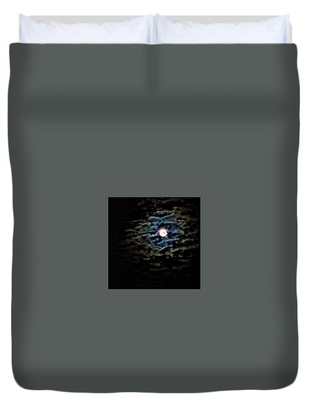 New Moon Duvet Cover