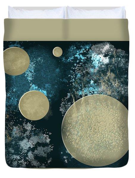 New Space   Duvet Cover