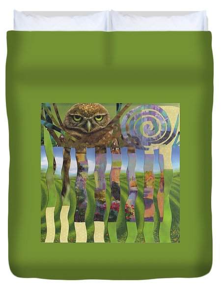 New Traditions Duvet Cover