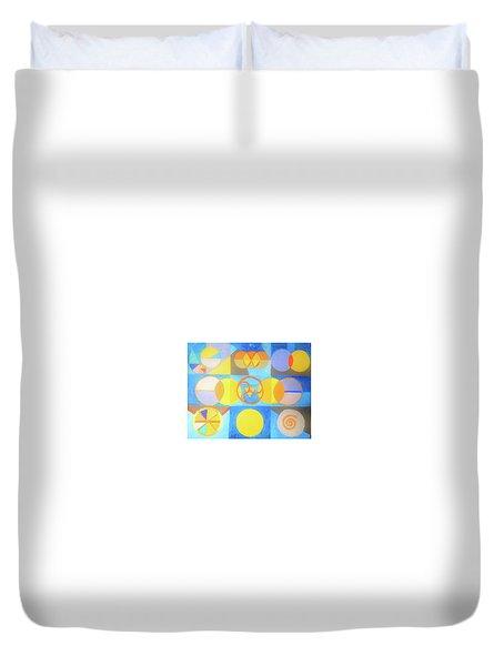 Geometrica 1 Duvet Cover