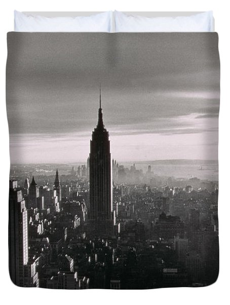 New York City Untitled Nine Duvet Cover