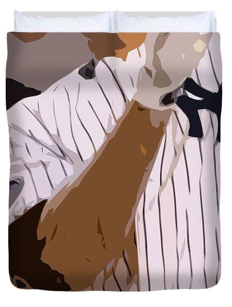 New York Yankees Player Digital Art By Pablo Franchi