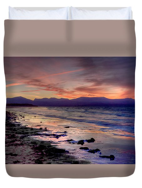 Newborough Sunrise Duvet Cover
