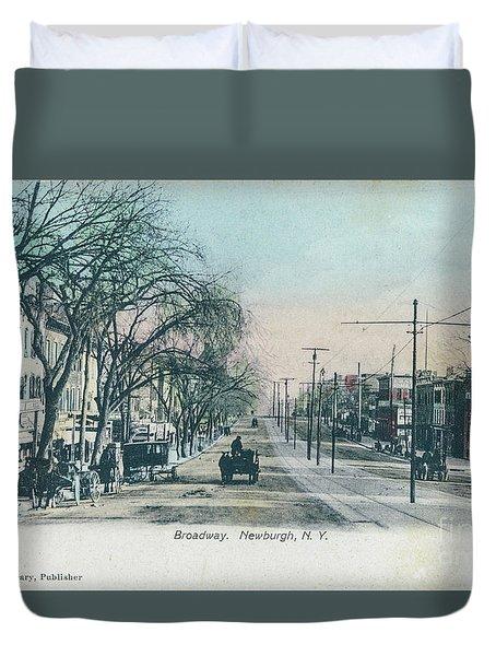 Newburgh Broadway - 04 Duvet Cover
