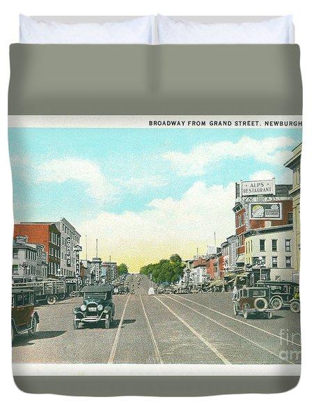 Newburgh Broadway - 05 Duvet Cover