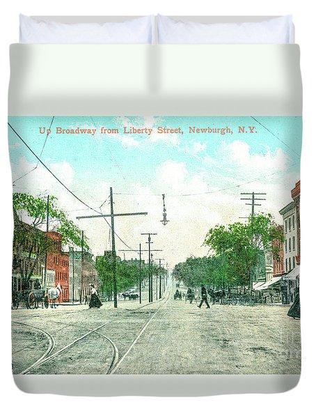Newburgh Broadway - 09 Duvet Cover
