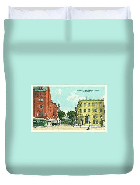 Newburgh Broadway - 10 Duvet Cover