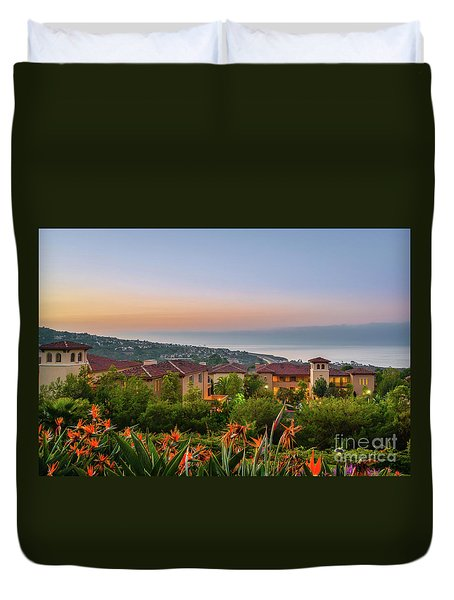 Newport Morning Duvet Cover