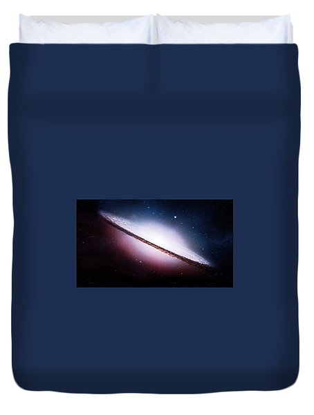 Ngc 2035 Magellanic Cloud Galaxy Duvet Cover