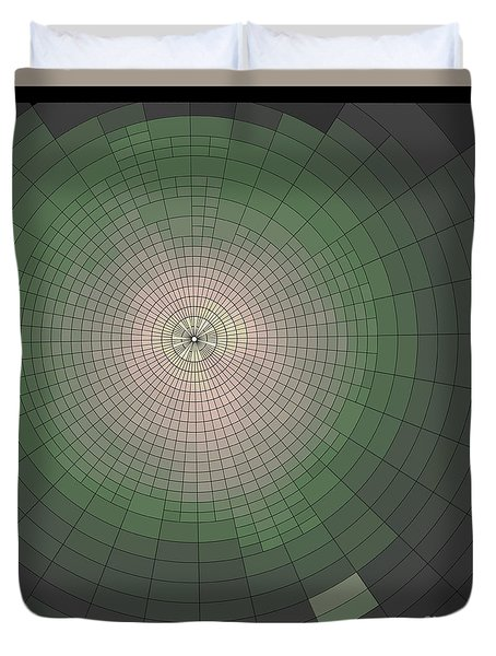 Duvet Cover featuring the photograph Ngc 5044 by Kenny Glotfelty