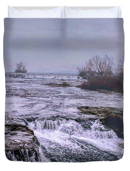Niagra Duvet Cover