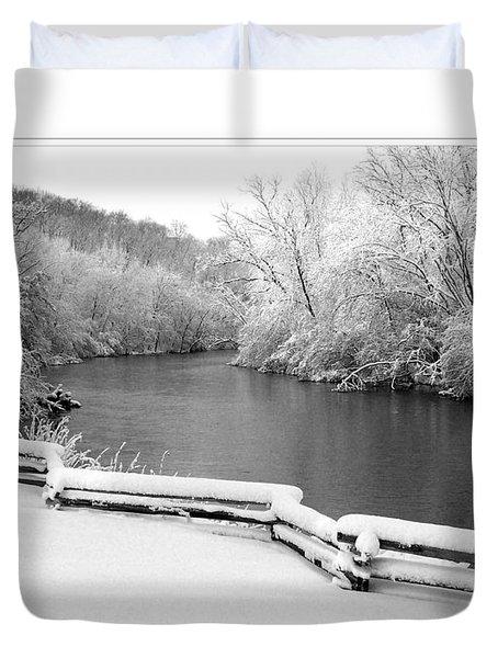 Nichols Arboretum #5 Duvet Cover