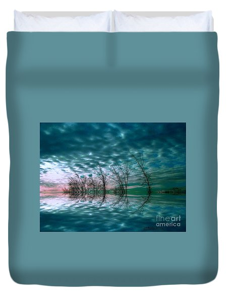 Night Dream Duvet Cover