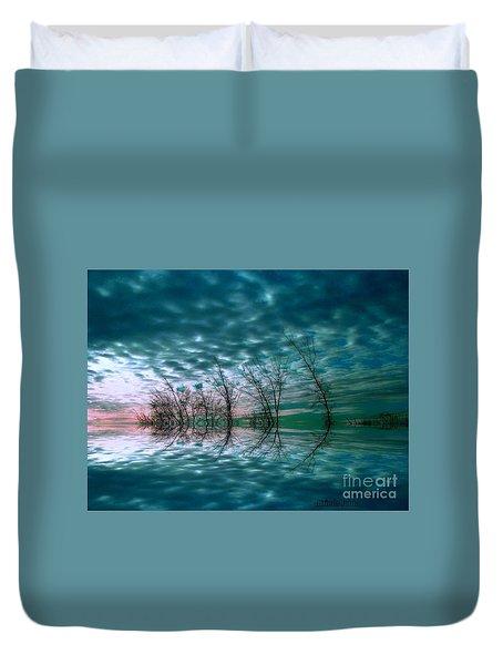 Night Dream Duvet Cover
