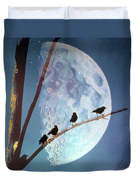 Night Duvet Cover