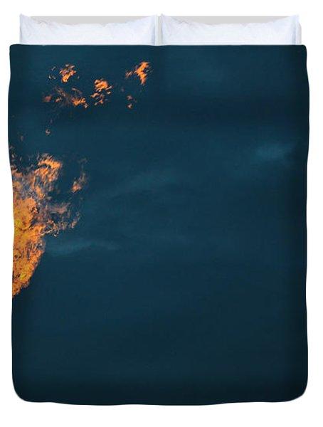 Night Light Duvet Cover
