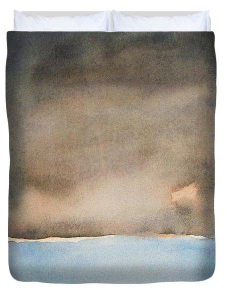 Night On The Lake Duvet Cover