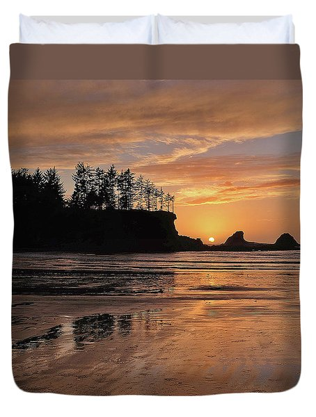 Night Pastel Duvet Cover