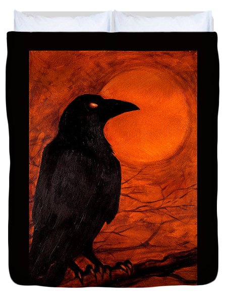 Night Watch Duvet Cover