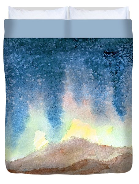 Nightfall Duvet Cover