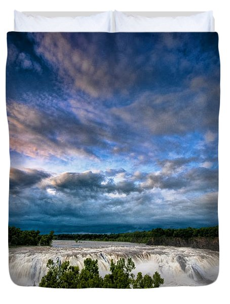 Nightfalls Duvet Cover