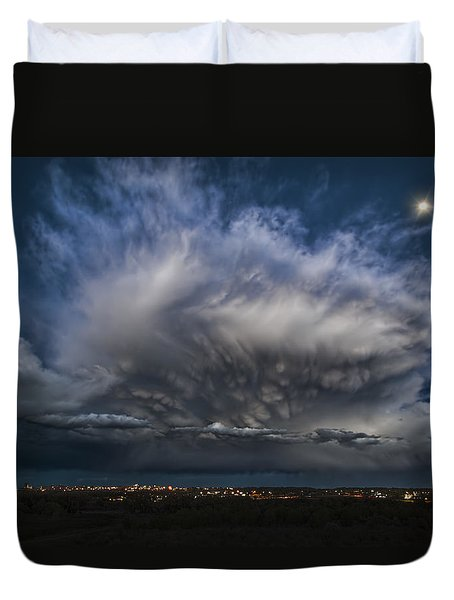 Nightlife Duvet Cover