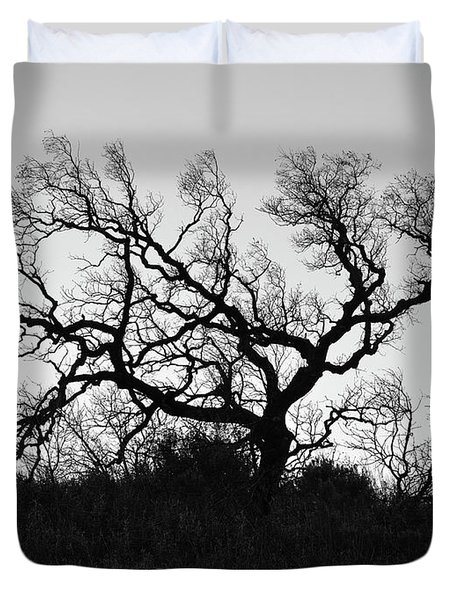 Nightmare Tree Duvet Cover