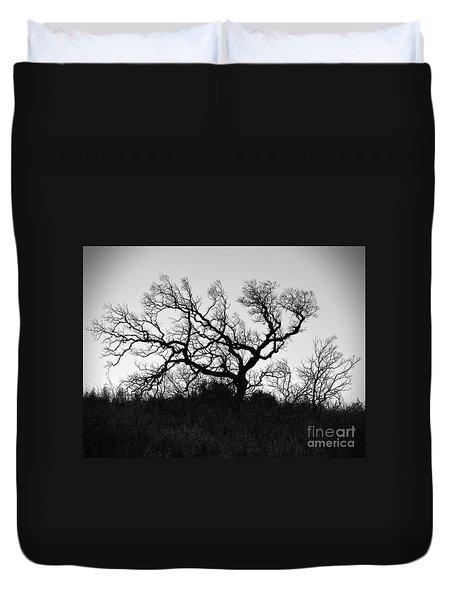 Nightmare Tree Duvet Cover