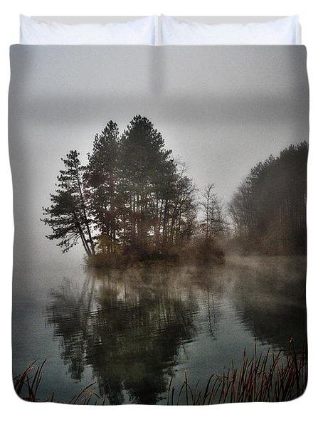 Nimisila Reflections Duvet Cover