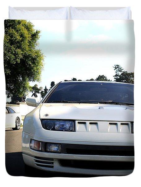 Nissan 300zx Duvet Cover