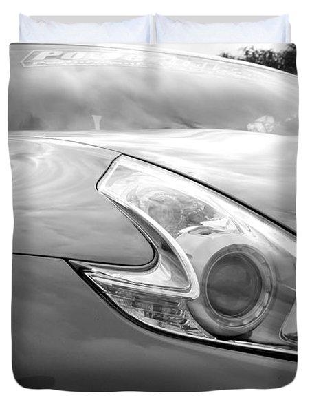 Nissan 370z Duvet Cover