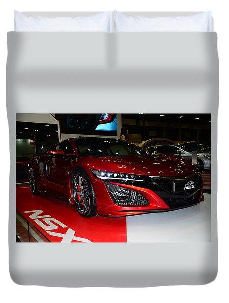 Honda Nsx Duvet Cover
