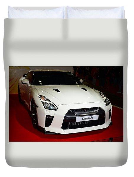 Nissan Gtr Duvet Cover