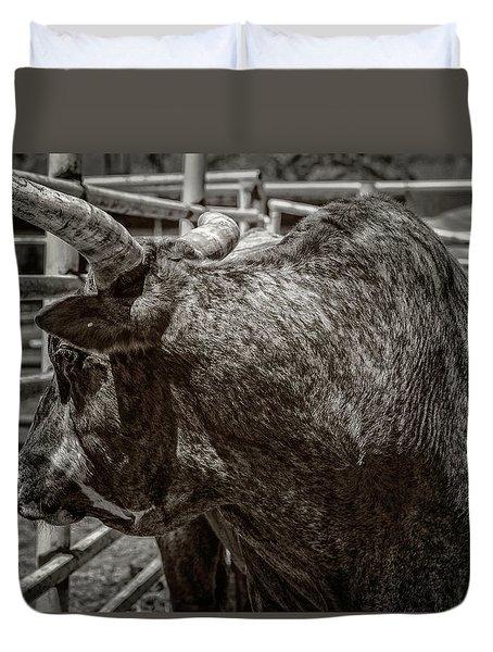 No Bull Duvet Cover