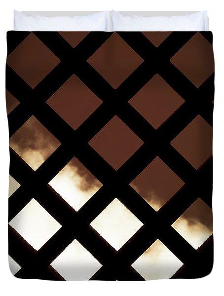 No Escape Duvet Cover by Wim Lanclus