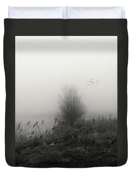 No Man's Land Duvet Cover